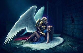 angel guardian warren worthington IIII