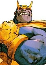 thanos marvel