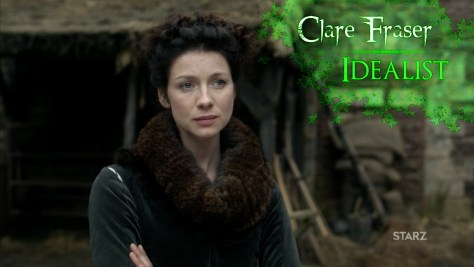 Clare Fraser, Outlander, Starz