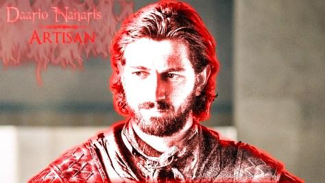 Daario Naharis, HBO, Game of Thrones