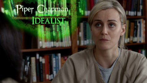 Piper Chapman, Netflix, Orange is the New Black