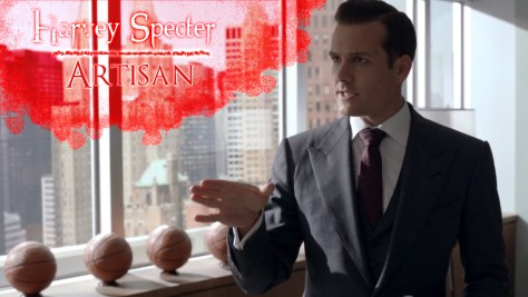 Harvey Specter, USA Network, Suits
