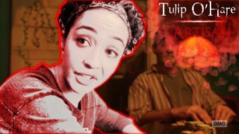 Tulip O'Hare, AMC, Preacher