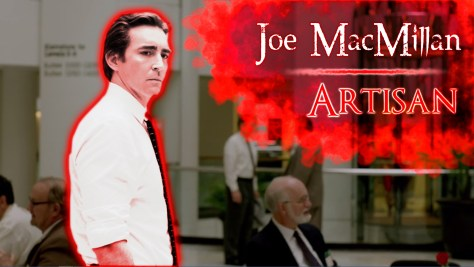 Joe MacMillan, AMC, Halt and Catch Fire