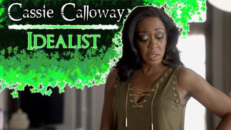 Cassie Calloway, Starz, Survivor's Remorse