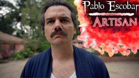 Pablo Escobar, Netflix, Narcos