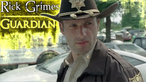 Rick Grimes, AMC, The Walking Dead