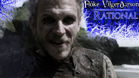 Flóke Vilgerðarson, The History Channel, Vikings