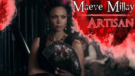 Maeve Millay, HBO, Westworld