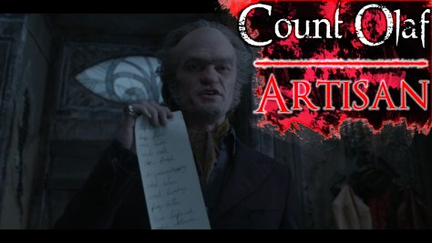 Count Olaf, Netflix, Lemony Snicket's a Series of Unfortunate Events