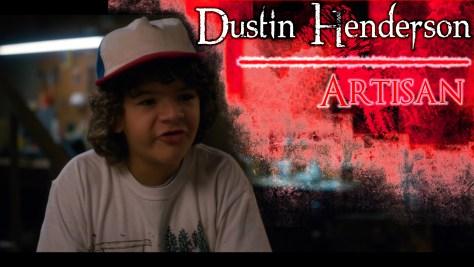 Dustin Henderson, Netflix, Stranger Things, Gaten Matarazzo