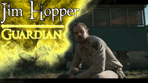 Jim Hopper, Netflix, Stranger Things, David Harbour