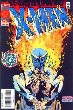 David Haller, X-Men comics, Marvel Entertainment