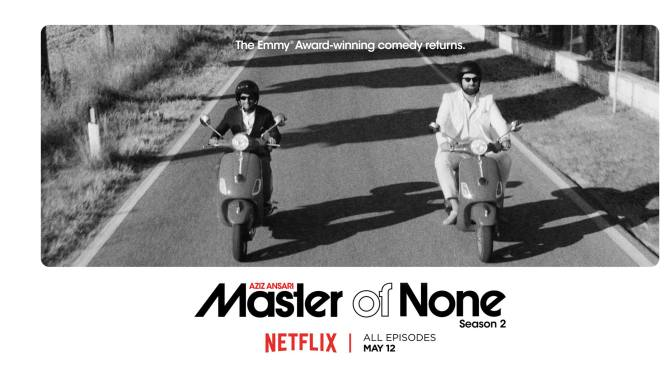 Netflix, Master of None, Aziz Ansari