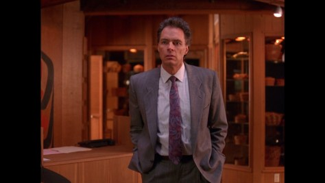 Benjamin Horne, Twin Peaks, ABC Network, Showtime, Richard Beymer