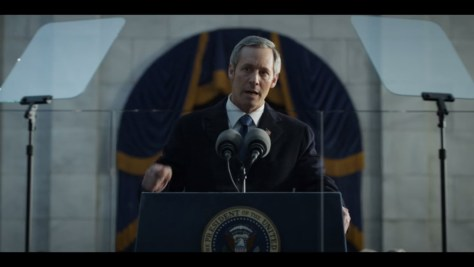 Garrett Walker, House of Cards, Netflix, Michel Gill