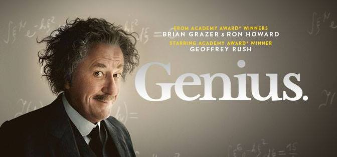 Genius, National Geographic, 20th Century FOX TV
