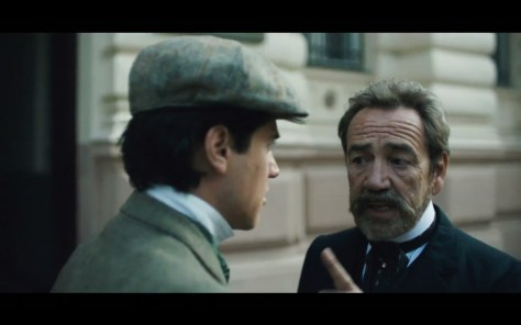 Hermann Einstein, Genius, National Geographic, 20th Century FOX TV, Robert Lindsay