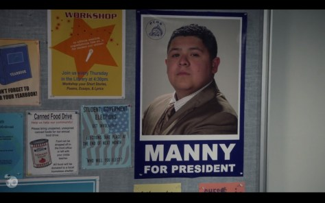 Manny Delgado, Modern Family, ABC Network, 20th Century FOX TV, Hulu, Rico Rodriguez