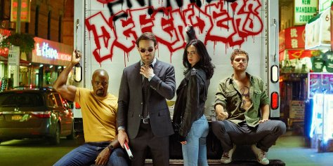 Marvel, Netflix, The Defenders