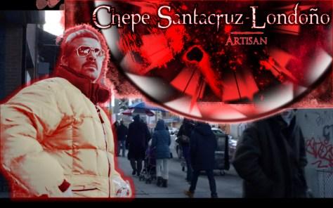Chepe Santacruz-Londoño, Narcos, Netflix, Gaumont International, Pêpê Rapazote