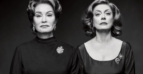 Feud, Feud: Bette and Joan, FX Networks, 20th Century FOX TV, Susan Sarandon, Jessica Lange