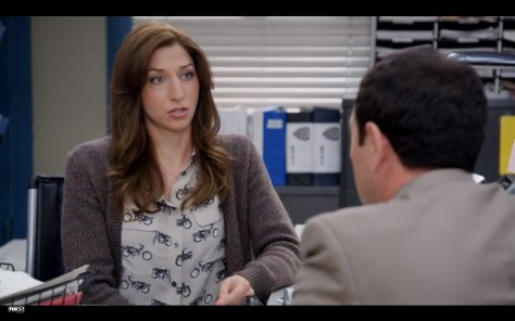 Gina Linetti, Brooklyn Nine-Nine, Brooklyn 99, FOX Broadcasting, NBCUniversal TV, Chelsea Peretti