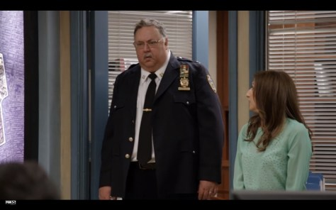 Captain McGinley, Brooklyn Nine-Nine, Brooklyn 99, FOX Broadcasting, NBCUniversal TV, Mike Hagerty