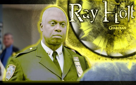 Ray Holt, Brooklyn Nine-Nine, Brooklyn 99, FOX Broadcasting, NBCUniversal TV, Andre Braugher