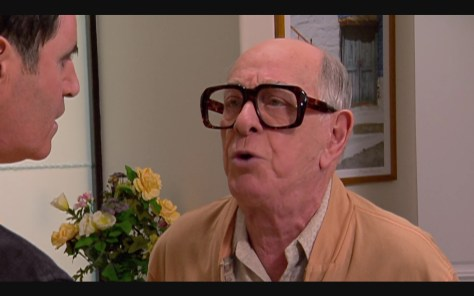 Shelley Berman, Curb Your Enthusiasm, HBO, HBO Entertainment, Home Box Office, Warner Bros. TV, Nat David