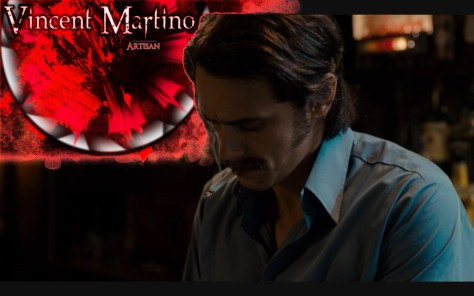 Vinnie Martino, The Deuce, HBO, HBO Entertainment, Home Box Office, 20th Century FOX TV, James Franco
