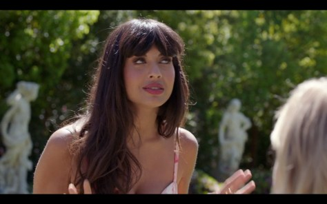 Tahani Al-Jamil, The Good Place, NBC Network, NBCUniversal TV, Fremulon, 3 Arts Entertainment, Jameela Jamil