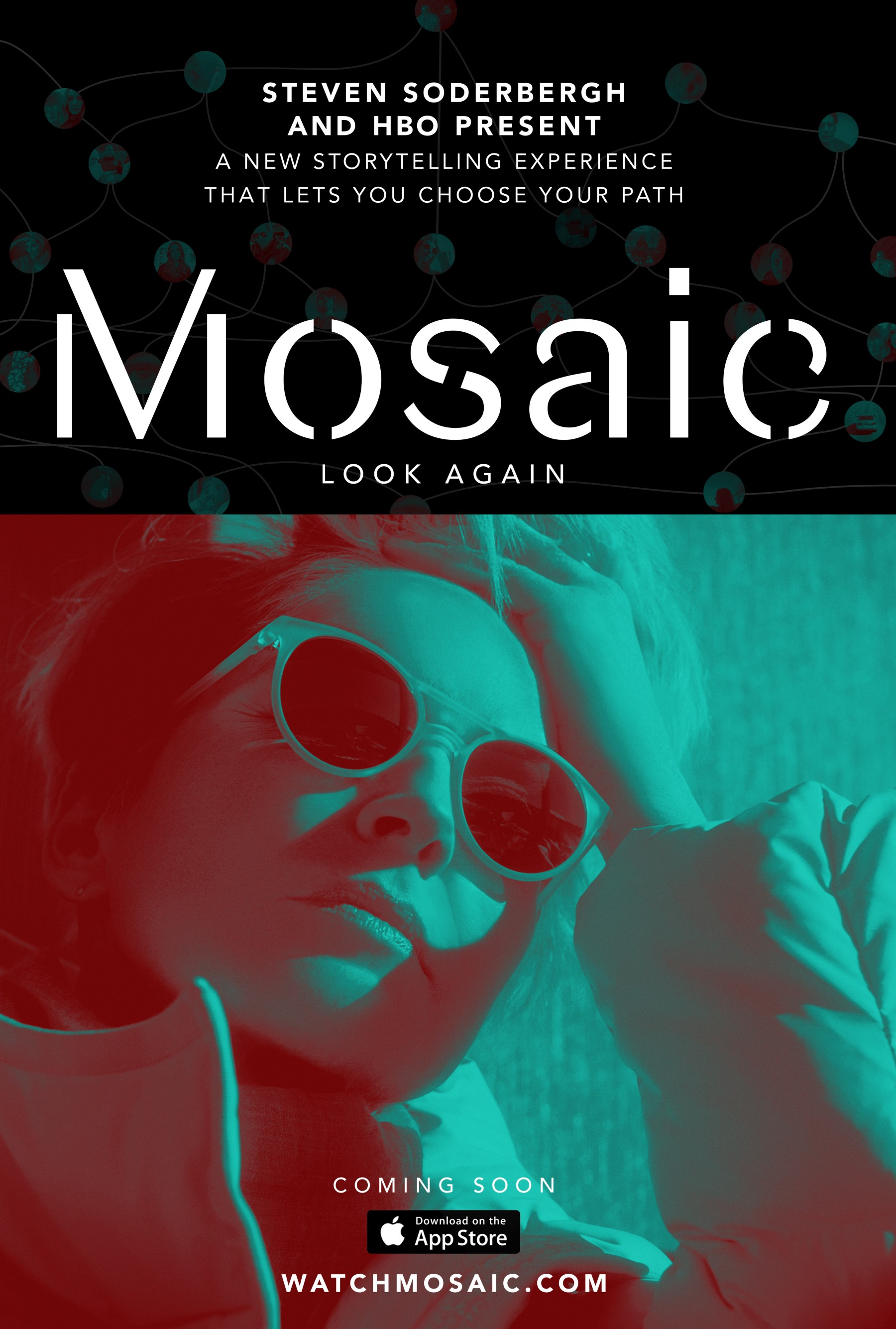 How to Use the HBO Mosaic from Steven Soderbergh App on iPhone or iPad