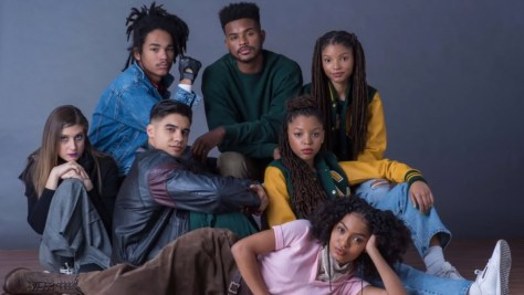 Grown-ish, Freeform, Disney–ABC Domestic Television, ABC Signature Studios, Khalabo Ink Society, Cinema Gypsy Productions, Principato-Young Entertainment, Halle Bailey, Chloe Bailey, Yara Shahidi, Trevor Jackson, Emily Arlook, Jordan Buhat, Luka Sabbat