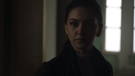 Clare, Counterpart, Starz, Gilbert Films, Anonymous Content, Gate 34, Media, Rights Capital, Starz Originals, Nazanin Boniadi
