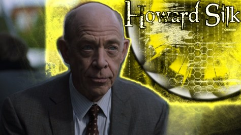 Howard Silk, Counterpart, Starz, Gilbert Films, Anonymous Content, Gate 34, Media, Rights Capital, Starz Originals, J.K. Simmons