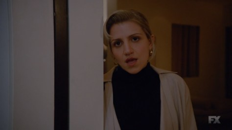 Elizabeth Cote, The Assassination of Gianni Versace: American Crime Story, FX Networks, 20th Century FOX TV, Annaleigh Ashford