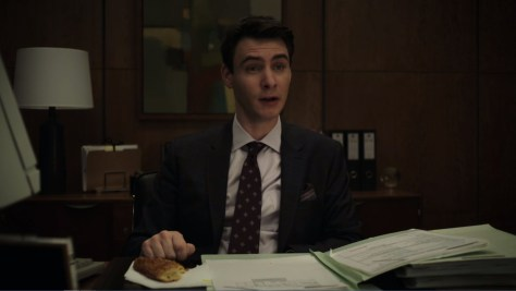 Peter Quayle, Counterpart, Starz, Gilbert Films, Anonymous Content, Gate 34, Media, Rights Capital, Starz Originals, Harry Lloyd