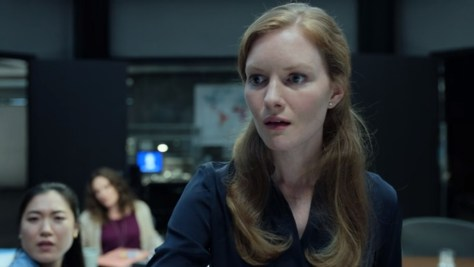 Diane Marsh, The Looming Tower, Hulu, Wolf Moon Productions, South Slope Pictures, Jigsaw Productions, Legendary Television, Wrenn Schmidt