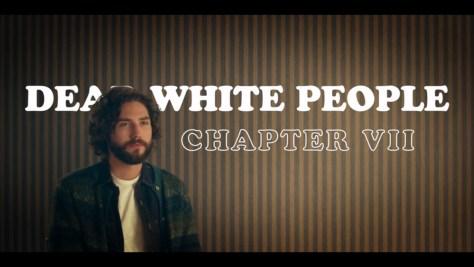 Gabe Mitchell, Dear White People, Netflix, SisterLee Productions, Culture Machine, Code Red, Homegrown Pictures, Roadside Attractions, Lionsgate Television, John Patrick Amedori