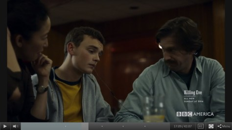 Dominik Wolanski, Killing Eve, BBC America, IMG, Sid Gentle Films, Billy Matthews