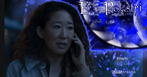 Eve Polastri, Killing Eve, BBC America, IMG, Sid Gentle Films, Sandra Oh