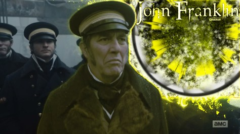 Captain John Franklin, The Terror, AMC, AMCtv, Scott Free Productions, Entertainment 360, Emjag Productions, AMC Studios, Ciarán Hinds