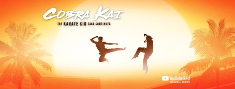 Cobra Kai, Youtube Red, Youtube, Hurwitz & Schlossberg Productions, Overbrook Entertainment, Sony Pictures Television