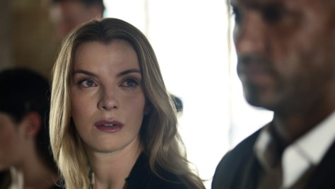 Audrey, American Gods, Starz, Living Dead Guy, J.A. Green Construction Corp., The Blank Corporation, FremantleMedia North America, Starz Originals, Lionsgate Television, Betty Gilpin
