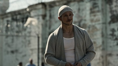 Low Key Lyesmith, American Gods, Starz, Living Dead Guy, J.A. Green Construction Corp., The Blank Corporation, FremantleMedia North America, Starz Originals, Lionsgate Television, Jonathan Tucker