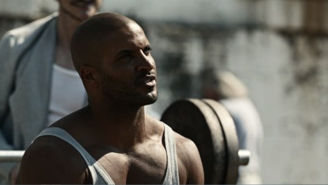 Shadow Moon, American Gods, Starz, Living Dead Guy, J.A. Green Construction Corp., The Blank Corporation, FremantleMedia North America, Starz Originals, Lionsgate Television, Ricky Whittle