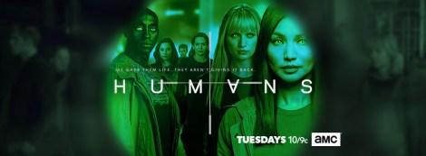 Humans, AMC, Channel 4, Kudos, AMC Studios