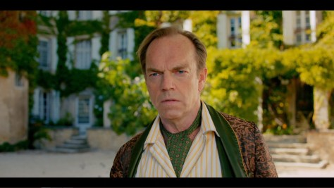 David Melrose, Patrick Melrose, Showtime, Sky Atlantic, Hugo Weaving