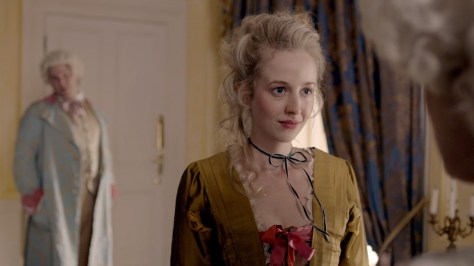Emily Lacey, Harlots, Hulu, Monumental Pictures, ITV Encore, ITV plc, Holli Dempsey